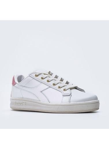 Diadora Koşu Ayakkabısı Beyaz